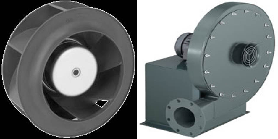 Low Pressure Blower : Centrifugal blowers and impeller apzem